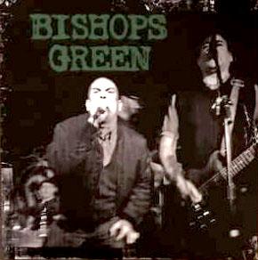 """Bishop's Green- S/T 12"""" (Green With Splatter Vinyl)"""