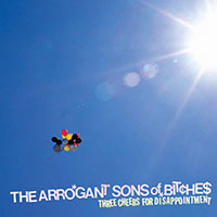 Arrogant Sons Of Bitches- Three Cheers For Disappointment LP (Jeff Rosenstock) (Opaque Red Vinyl)