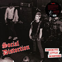 Social Distortion- Poshboy's Little Monsters LP (Import)