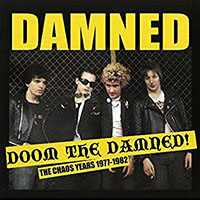 Damned- Doom The Damned! The Chaos Years 1977-1982 LP (Import)