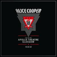 Alice Cooper- Live At The Apollo Theatre Glasgow 19.02.82 2xLP (Record Store Day 2020 Release)