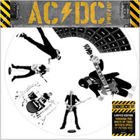 """AC/DC- Through The Mists Of Time 12"""" (Pic Disc) (June 12th 2021 Record Store Day Release)"""