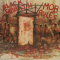 Black Sabbath- Mob Rules LP (Pic Disc) (June 12th 2021 Record Store Day Release)