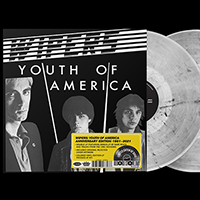 Wipers- Youth Of America 2xLP (Silver Splatter Vinyl) (June 12th 2021 Record Store Day Release)