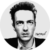 """Joe Strummer- Junco Partner (Acoustic) 12"""" (Pic Disc) (June 12th 2021 Record Store Day Release)"""