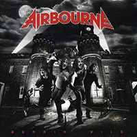 Airbourne- Runnin' Wild LP (180gram Red Vinyl, Comes With Poster) (Black Friday Record Store Day 2018 Release)