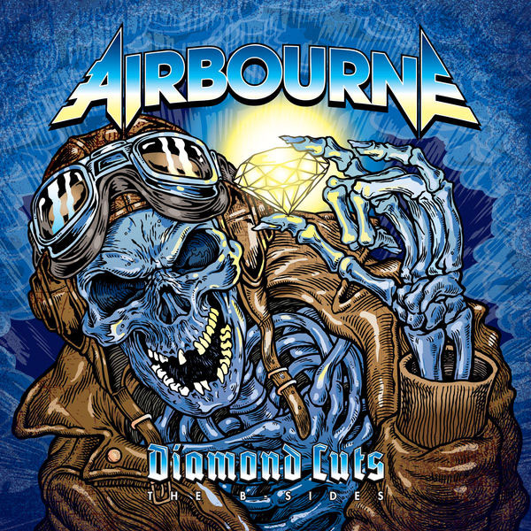 Airbourne- Diamond Cuts, The B-Sides LP (Black Friday Record Store Day 2017 Release)