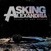Asking Alexandria- Stand Up And Scream LP (Silver Splatter Vinyl) (Record Store Day 2020 Release)