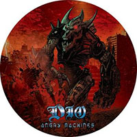 """Dio- God Hates Heavy Metal 12"""" (Pic Disc) (July 17th, 2021 Record Store Day Release)"""