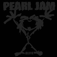 """Pearl Jam- Alive 12"""" (1 Sided Etched Vinyl) (July 17th, 2021 Record Store Day Release)"""