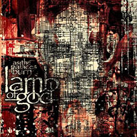 Lamb Of God- As The Palaces Burn LP (Red Splatter Vinyl) (July 17th, 2021 Record Store Day Release)