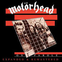 Motorhead- On Parole 2xLP (Black Friday Record Store Day 2020 Release)