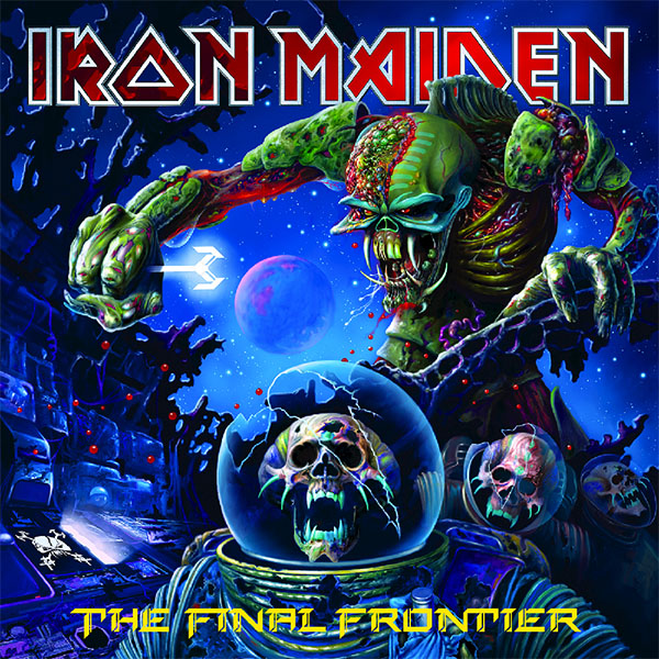 Iron Maiden- The Final Frontier 2xLP (180gram Vinyl)