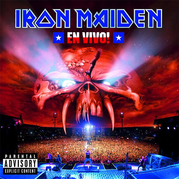 Iron Maiden- En Vivo! 3xLP (180gram Vinyl)