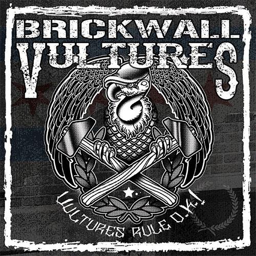 "Brickyard Vultures- Vultures Rule OK! 7"" (Color Vinyl) Sale price!)"