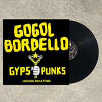 Gogol Bordello- Gypsy Punks 2xLP