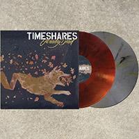 Timeshares- Already Dead LP (Color Vinyl)