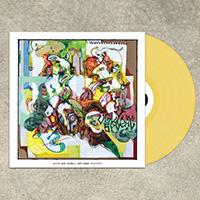 AJJ- AJJ's Ugly Spiral: Lost Works 2012-2016 LP (Andrew Jackson Jihad) (Mustard Vinyl)