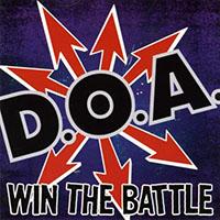 DOA- Win The Battle LP