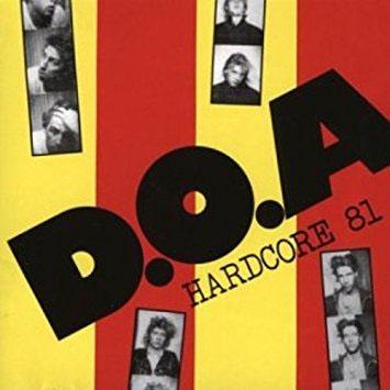 DOA- Hardcore 81 LP