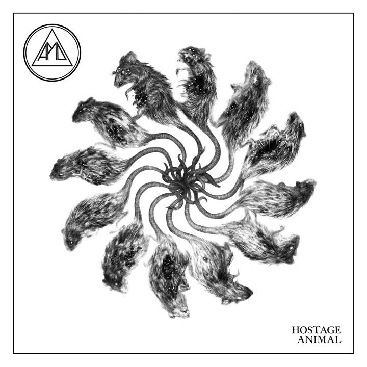 All Pigs Must Die- Hostage Animal LP (White Vinyl)