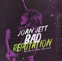 Joan Jett- Bad Reputation LP (Transparent Yellow Vinyl) (Black Friday Record Store Day 2018 Release)
