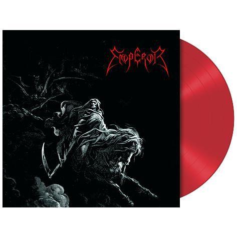 Emperor- S/T LP (180 transparent red vinyl)