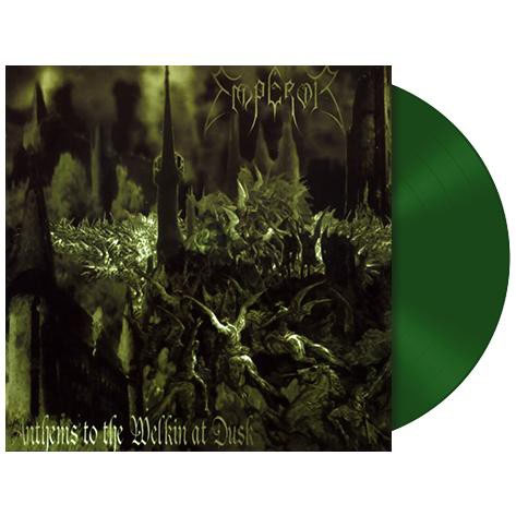 Emperor- Anthems To The Welkin At Dusk LP (180 green vinyl)