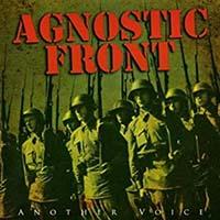 Agnostic Front- Another Voice LP (Color Vinyl)