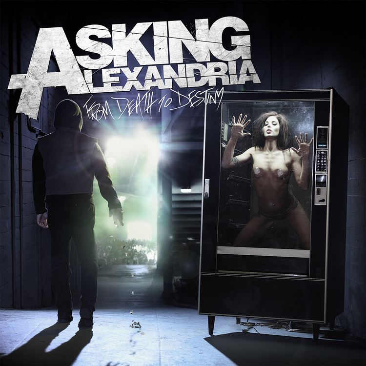 Asking Alexandria- From Death To Destiny 2xLP