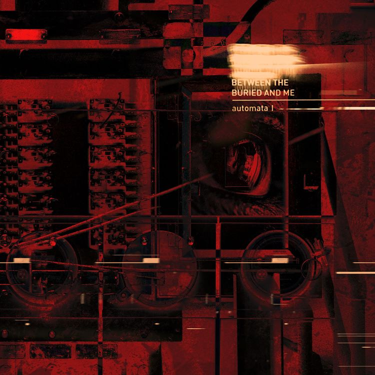 Between The Buried And Me- Automata I LP