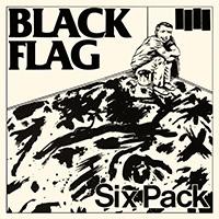 "Black Flag- Six Pack 12"""