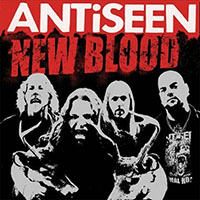Antiseen- New Blood LP (Color Vinyl, #'d /300)