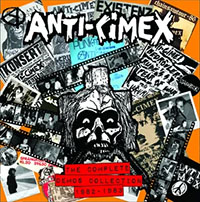 Anti Cimex- The Complete Demos Collection 1982-1983 LP