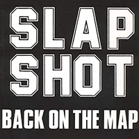 Slapshot- Back On The Map LP (Red Vinyl)