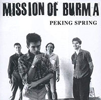 Mission Of Burma- Peking Spring LP (White Vinyl)