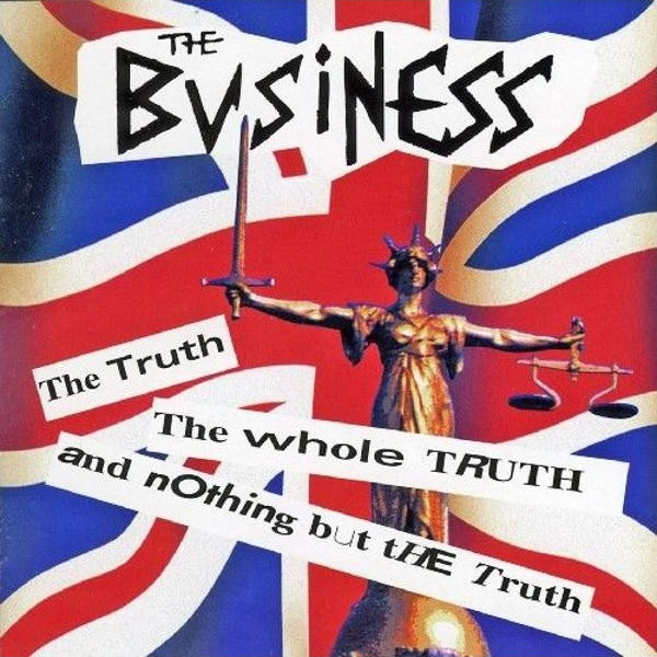 Business- The Truth The Whole Truth LP (Gatefold Green Vinyl)