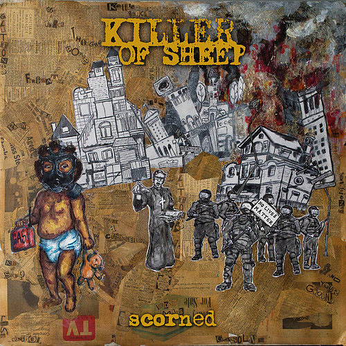 Killer Of Sheep- Scorned LP