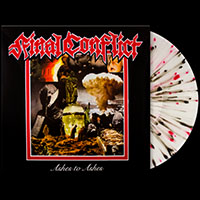 Final Conflict- Ashes To Ashes LP