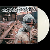 Dystopia- The Aftermath 2xLP (Clear Vinyl)