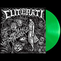 Cliterati- Ugly Truths Beautiful Lies LP (Color Vinyl)