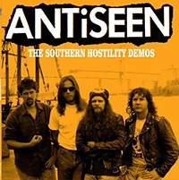 Antiseen- The Southern Hostility Demos LP (Yellow Vinyl, Comes With Poster)