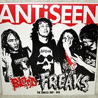 Antiseen- Blood Of Freaks, The SIngles 1989-1992 LP