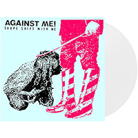 Against Me!- Shape Shift With Me 2xLP (Indie Record Store Exclusive 120gram White Vinyl)