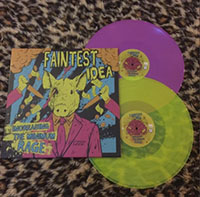 Faintest Idea- Increasing The Minimum Rage LP (Translucent Slime Vinyl) (Import)