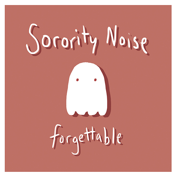Sorority Noise- Forgettable LP