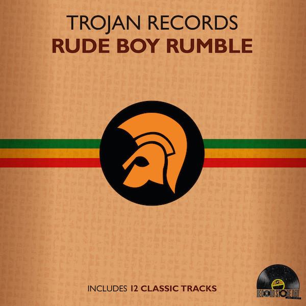 V/A- Trojan Records Rude Boy Rumble LP