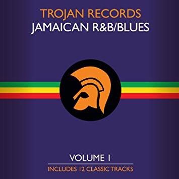 V/A- Trojan Records Jamaican R&B/Blues Vol 1 LP