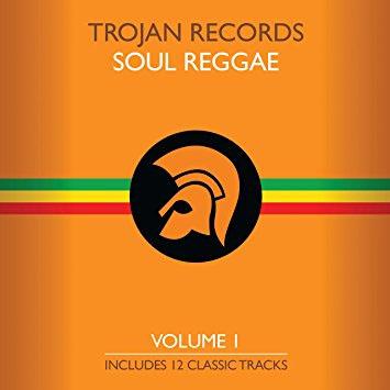 V/A- Trojan Records Soul Reggae Vol 1 LP