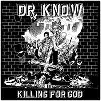 Dr. Know- Killing For God LP (Color Vinyl) (Import)